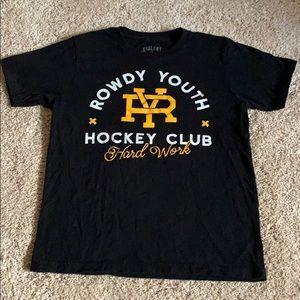 Violent Gentlemen youth hockey shirt